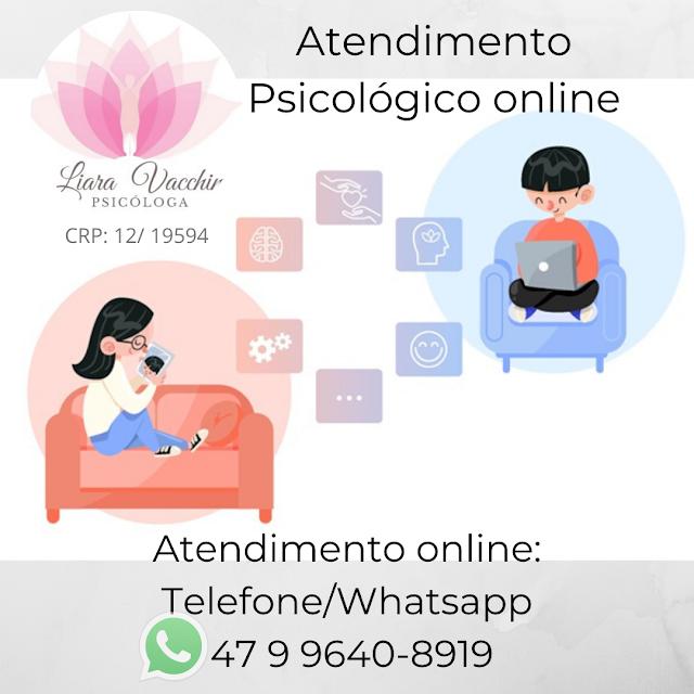 Liara Vacchin Psicóloga on line