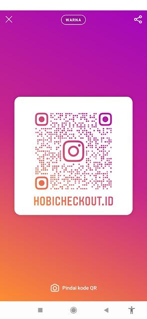 Cara Membuat Kode QR Profil Instagram Agar Profil Lebih Mudah Ditemukan
