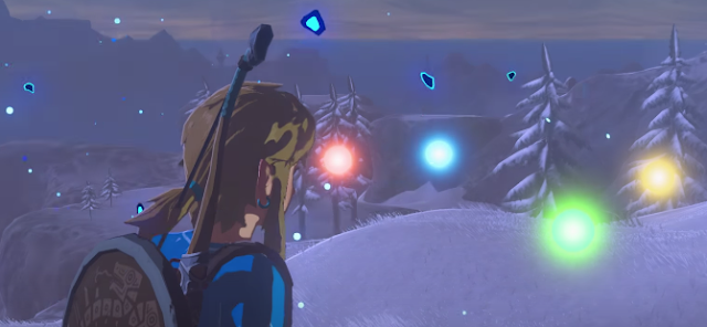 Ya disponible la segunda expansión de Zelda: Breath of the Wild