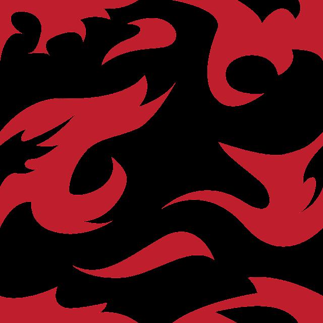 tekstur api berulang