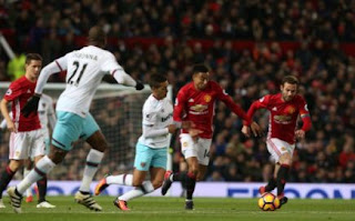 Manchester United vs West Ham United 1-1 Video Gol & Highlights