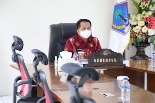 Bang AF Ikut Rakornas Pengendalian Inflasi 2020 Yang Dibuka Presiden Jokowi