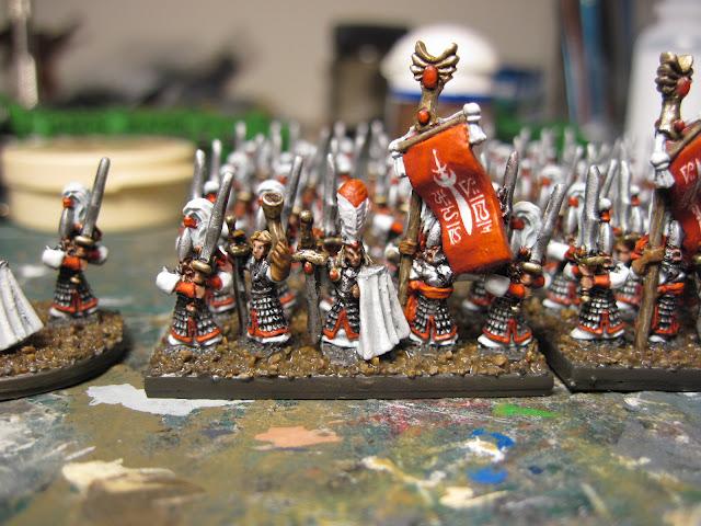 High Elf Sword Masters