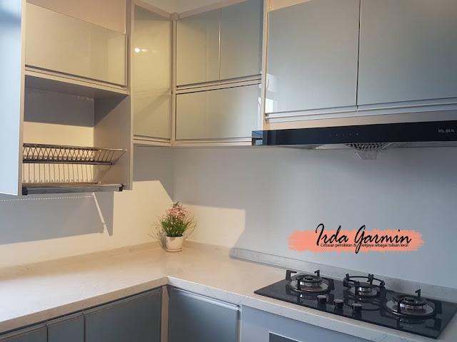 Kabinet Dapur Minimalis Untuk Poket Yang Tipis