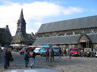 Église st Catherine d' Honfleur