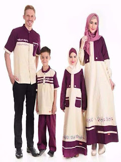online shop baju seragam keluarga untuk lebaran