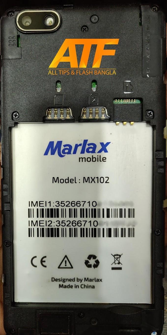 MARLAX MX102 FLASH FILE FIRMWARE STOCK ROM