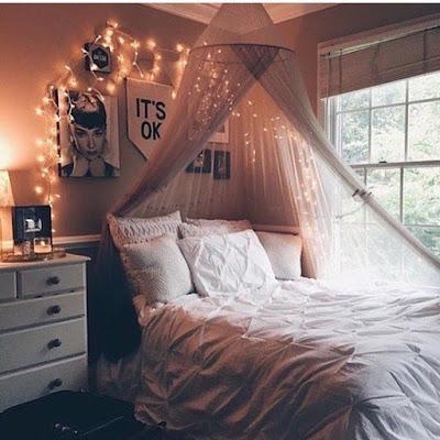 Decoración tumblr para cuartos