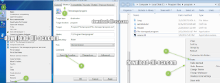 how to install libGLESv1_CM.dll file? for fix missing