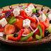 Cara Membuat Greek Salad atau Salad Yunani Mudah & Sehat