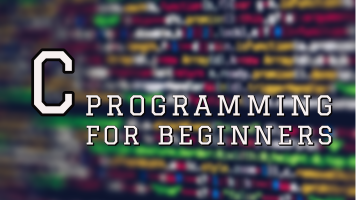 C programming for beginners course free download