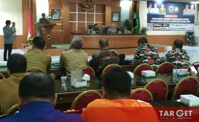 Seminar IWO di HUT ke 71 Kabupaten Batanghari