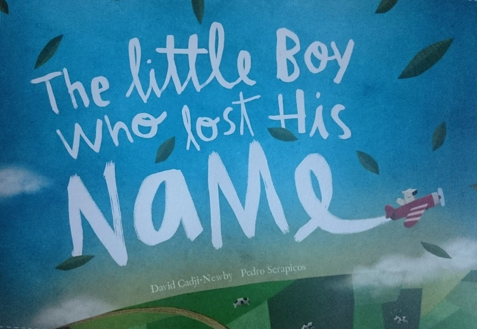 The Little Boy Who Lost His Name had sold over 500,000 copies.