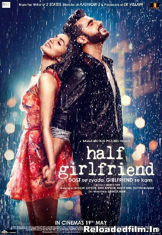 Half Girlfriend (2017) Full Movie Download 480p 720p 1080p