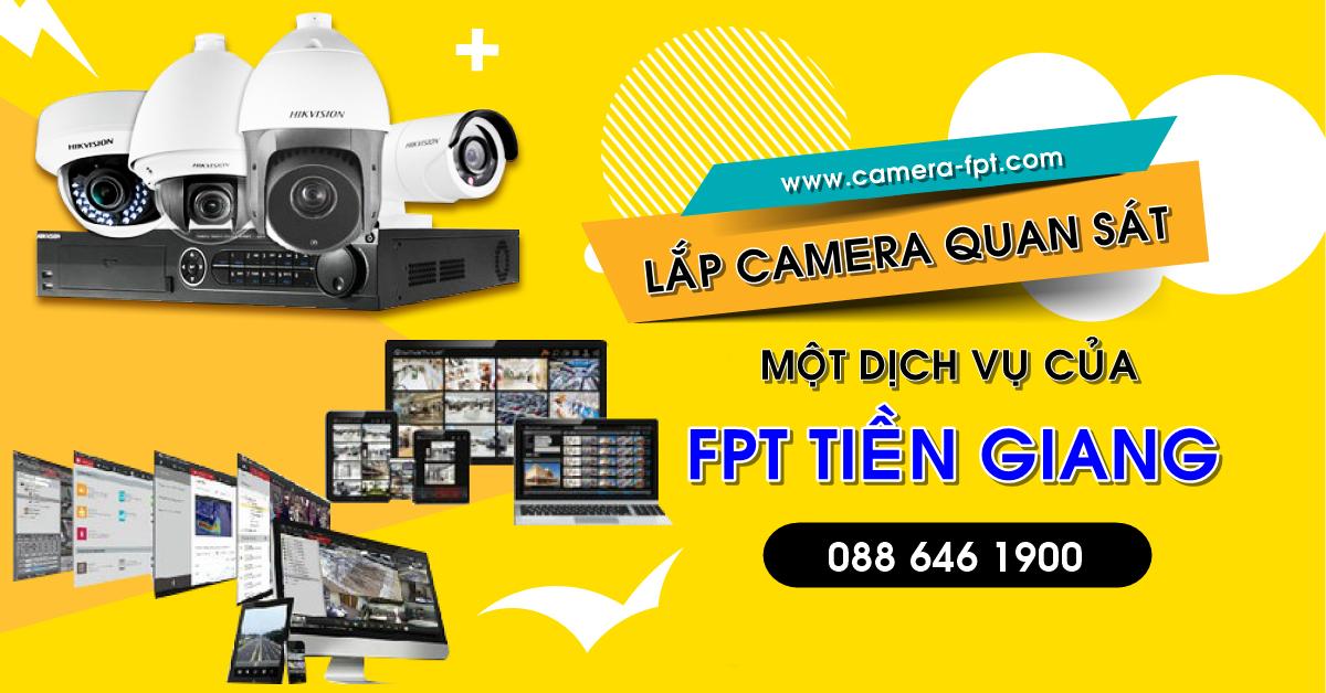 Dịch vụ lắp camera quan sát tại Tân Phước, Tiền Giang