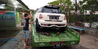 cuci mobil sebelum wrapping