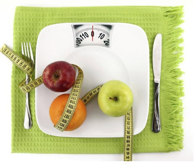 dieta di mille duecento calorie al giorno