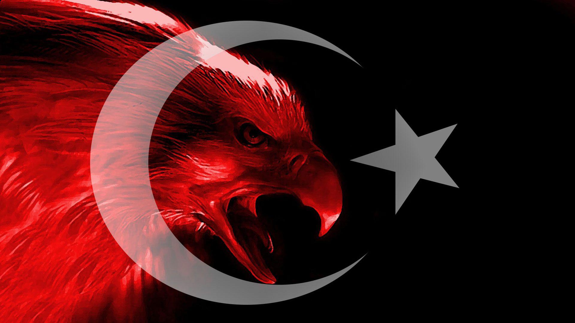 HD Türk Bayrağı Arkaplan Resimleri | Türk Bayrakları