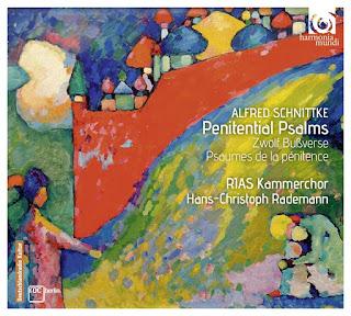 Alfred Schnittke - Penitential Psalms - RIAS Kammerchor