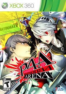 Persona 4 Arena (X-BOX360) 2012