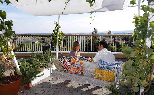 Las Rozas Village, La Roca Village, terraza, lifestyle, spring 2016, Suits and Shirts, Madrid, Barcelona, La Terraza de Verano de Las Rozas Village,