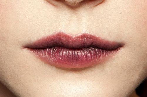 Berry lip stain