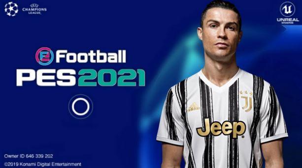 تحميل لعبة بيس 2021 للاندرويد PES 2020 Mobile Patch 2021 اخر اصدار باتش ابطال اروبا