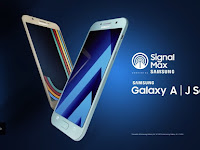 Harga Samsung Galaxy A dan J series Signal Max