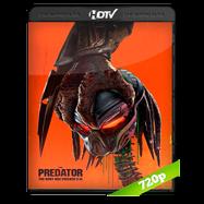 El depredador (2018) HC HDRip 720p Audio Ingles 2.0 Subtitulada
