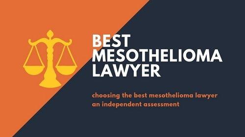 Asbestos Mesothelioma Attorney