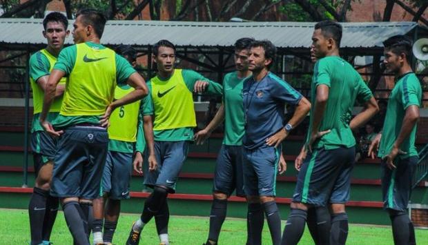 AGEN BOLA - Tiga Muka Baru Menghias Pemusatan Latihan Timnas U-23 Indonesia