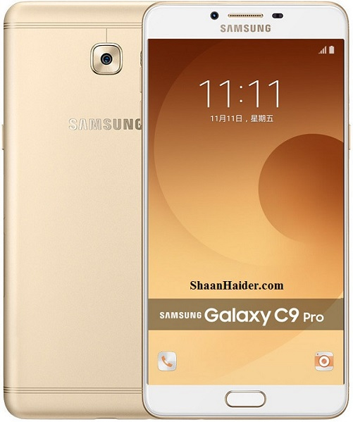 Samsung Galaxy C9 Pro : Full Hardware Specs, Features, Price and Availability