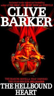 13 Reads of Horror! - The Hellbound Heart by Clive Barker