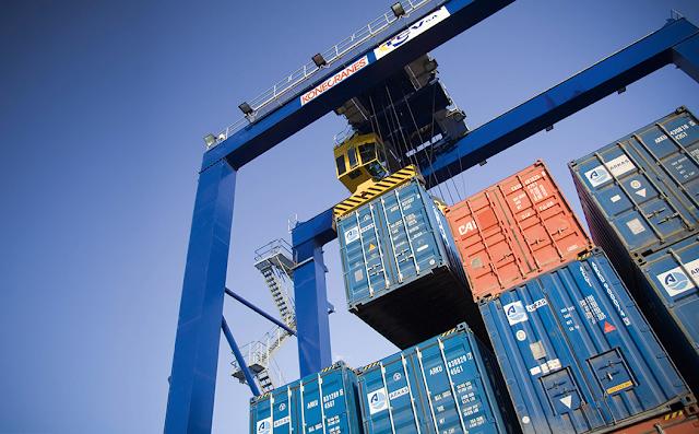 Untuk Meningkatkan Efisiensi Biaya Di Pelabuhan Pemerintah Soroti Mahalnya Biaya THC