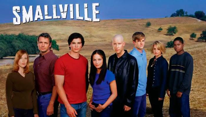 Smallville ONLINE TODAS LAS TEMPORADAS