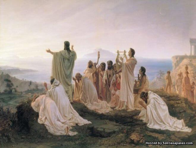 Kultus Penyembah Tuhan Matematik