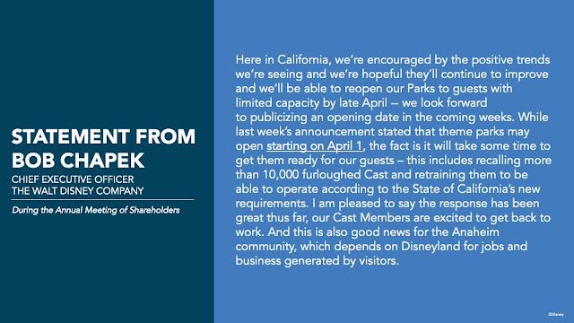 加洲迪士尼樂園度假區 安排更新(2021年3月10日), Arrangement-Updates-of-Disneyland-Resort-March-10-2021