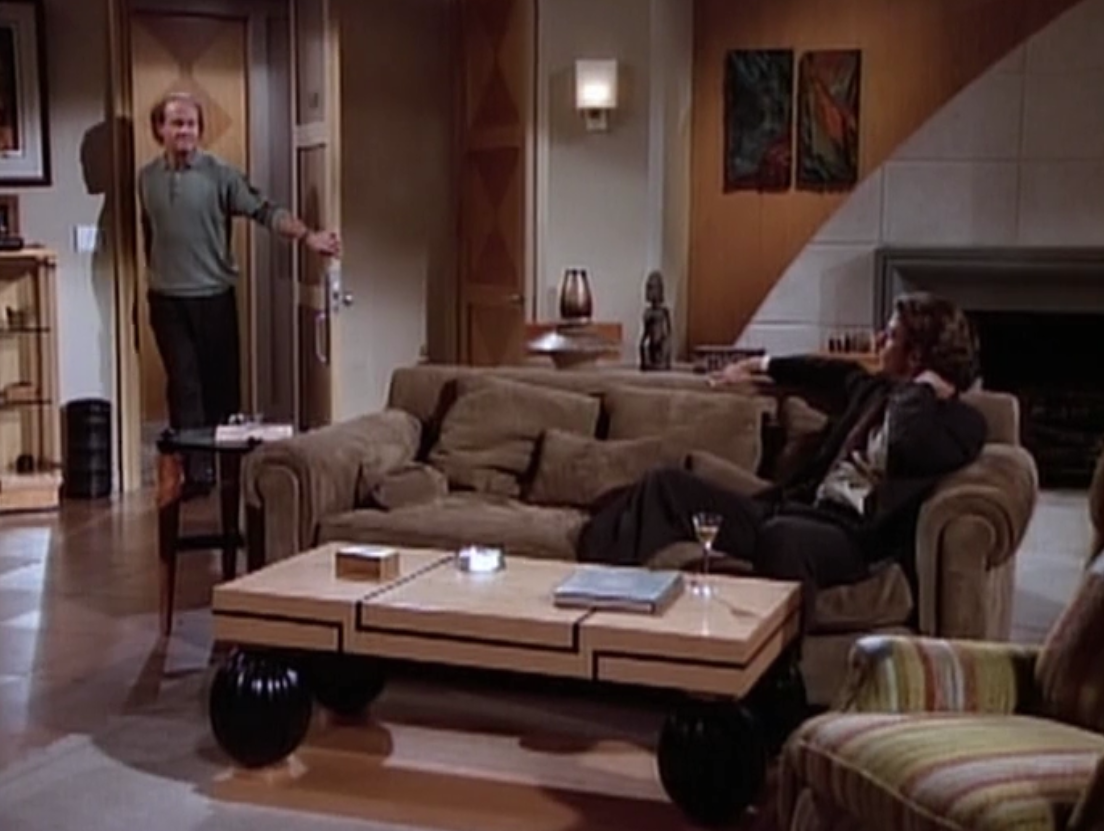 frasier living room by ken levine black friday questions 10960