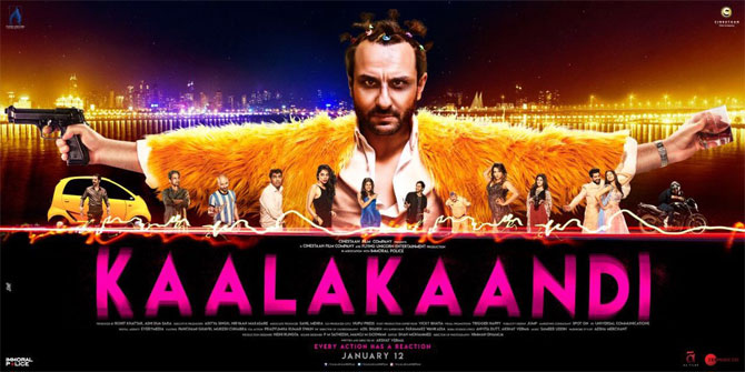 Kaalakaandi Movie Review