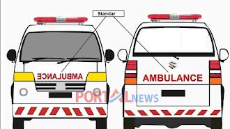 14 Unit Pengadaan Mobil Ambulance Mengendap
