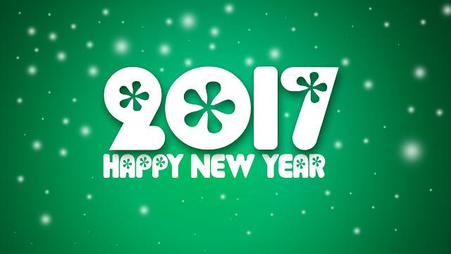 Neujahr Bilder 2017