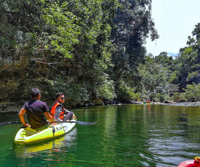 kayaking, natural bridge, basey samar, kayak, sohoton cave, tacloban adventure