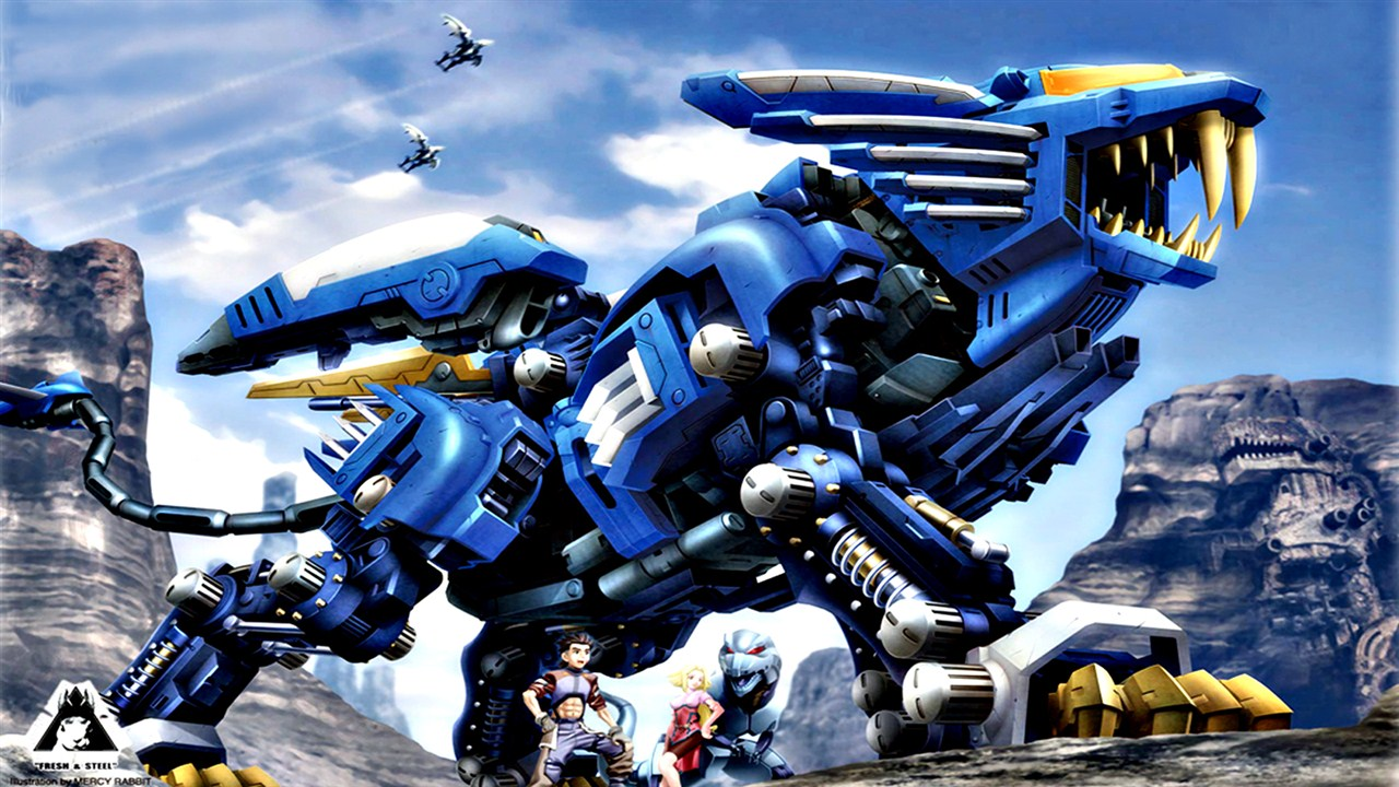 Zoids subtitle indonesia batch