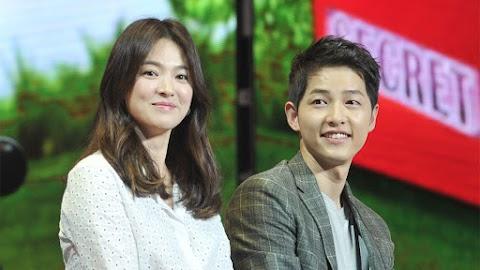 """La agencia de"""" Song Joong Ki"""" anunció que el actor se tomará un descanso tras el divorcio"""