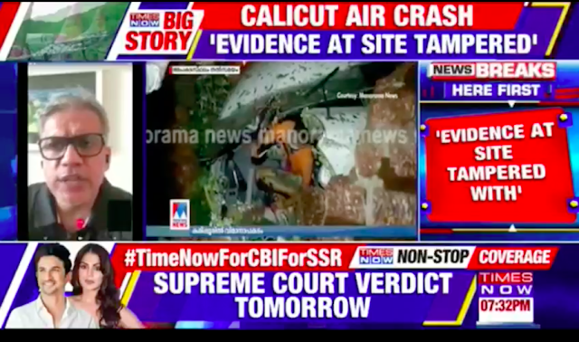 Calicut crash