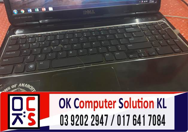 [SOLVED] MASALAH KEYBOARD DELL INSPIRON | REPAIR LAPTOP AMPANG 1
