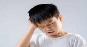 One sided headache