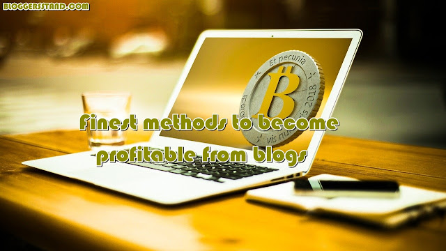 Find Out How To Generate Income From Blogs: Greatest Methods