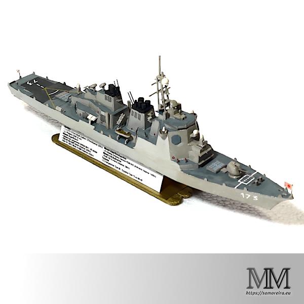 Destroyer - JDS Kongo (DDG-173)