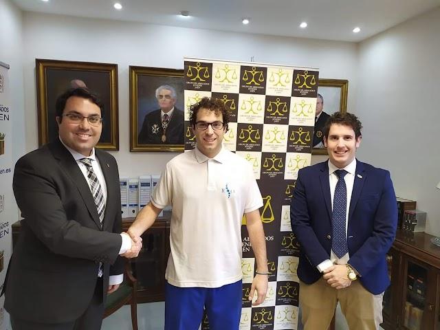 Acuerdo con Rubén Ojeda Fisioterapia y Osteopatia